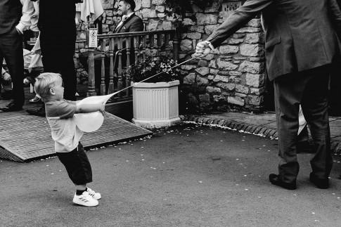 Documentary wedding photography Wales