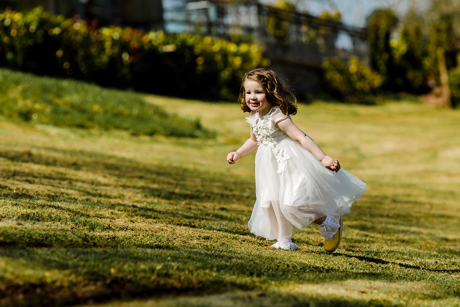 Natural wedding photography Cardiff