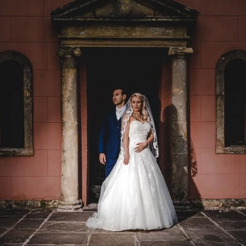 Creative wedding photographer Cardiff