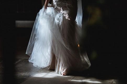 Natural wedding photography Wales