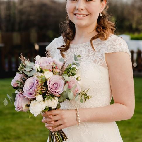 Natural Bride Wedding Photography