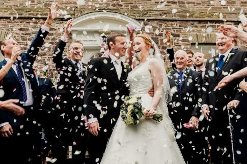 Wedding peterstone court
