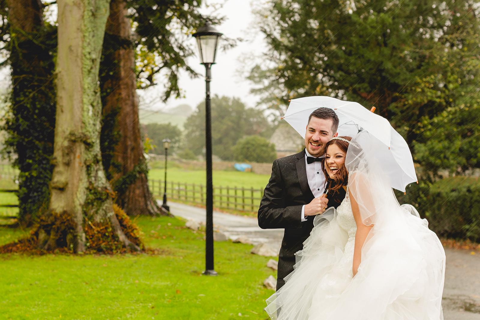 Wedding photography Peterstone Court