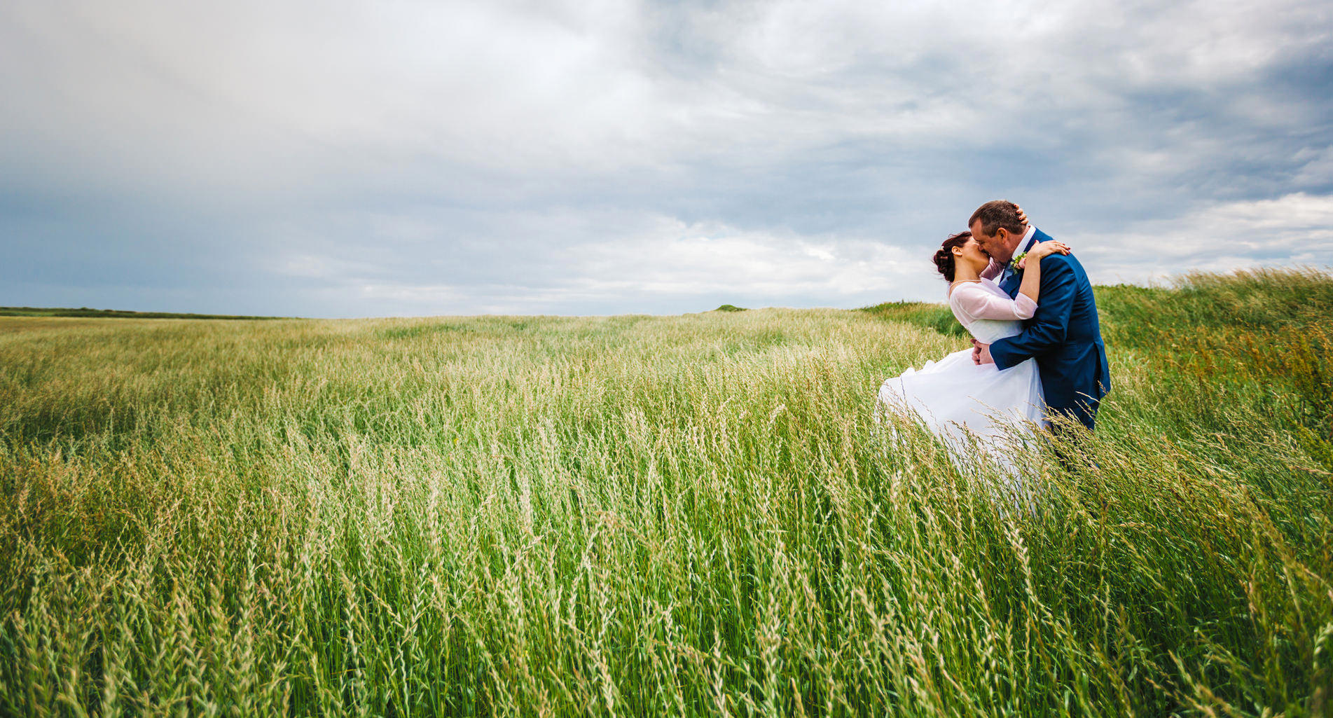 South Wales wedding photographer - Nast Point Lighthouse