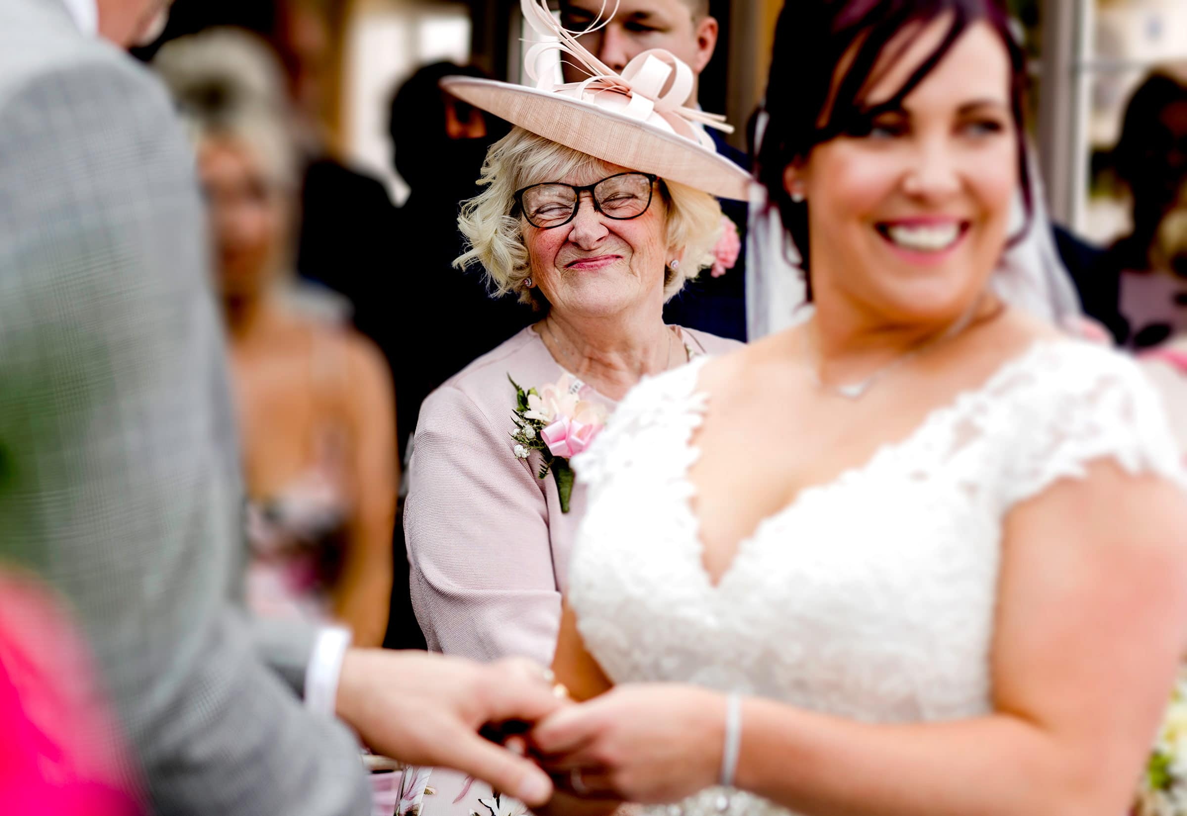 reportage wedding photography wales