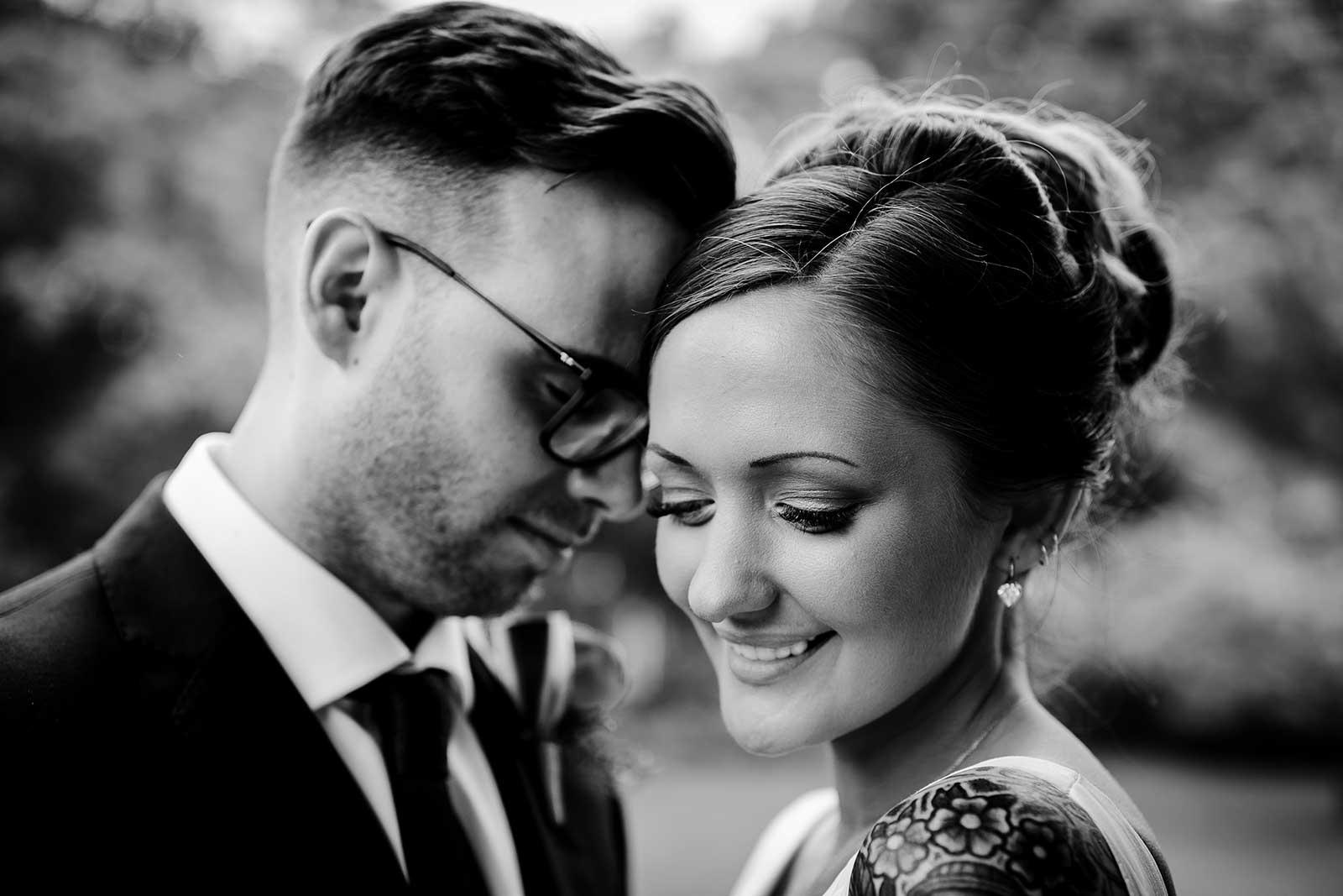 Intimate wedding photography Cardiff