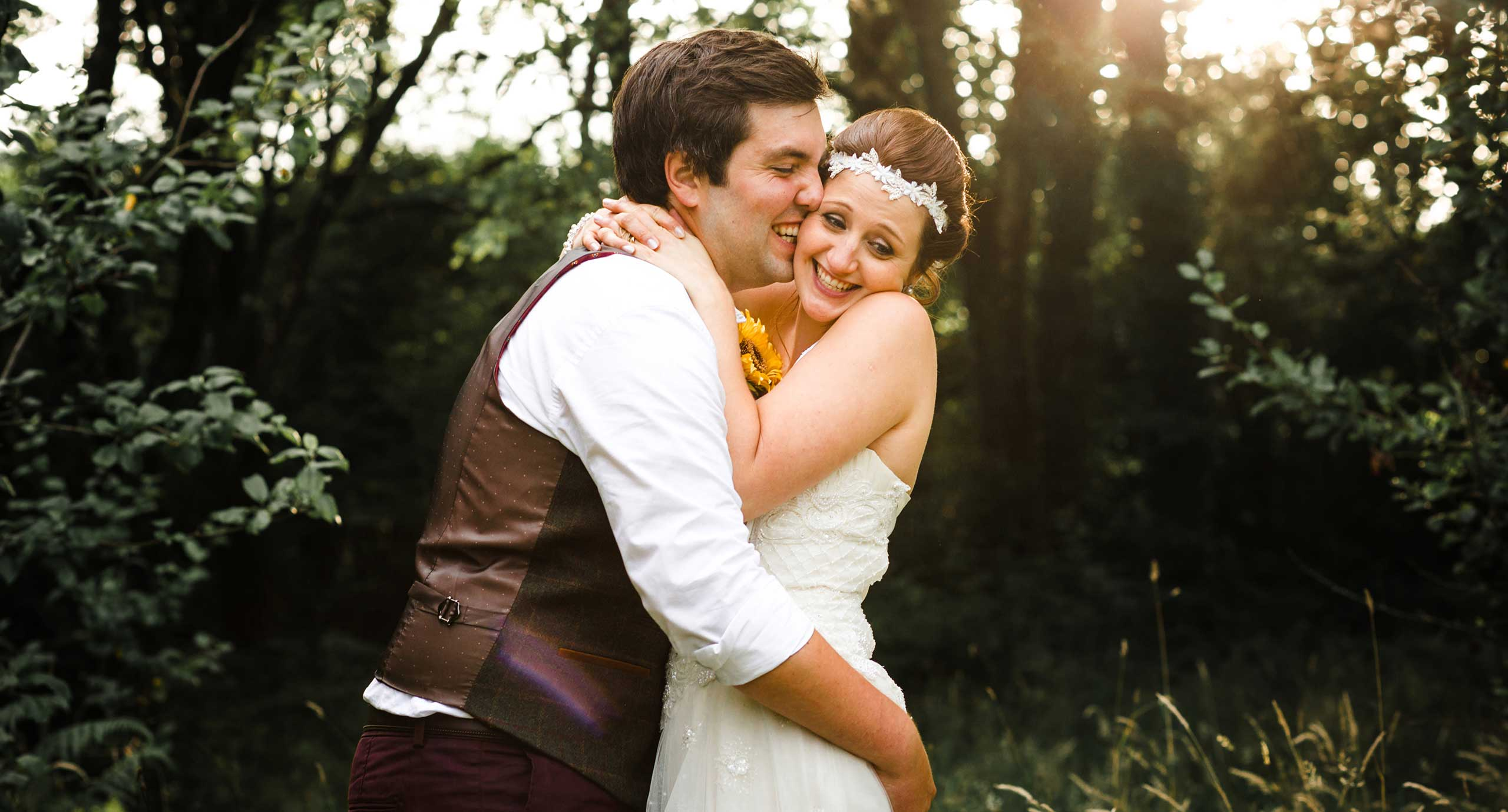 Bryngarw House wedding. Bride and Groom portrait at Bryngarw House in Bridgend