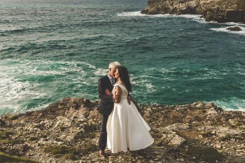 wedding photographer newquay
