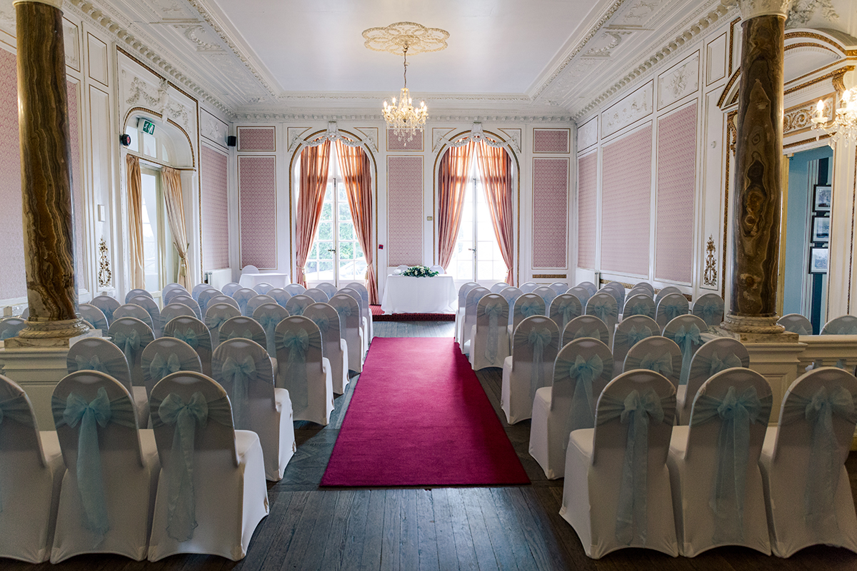 Wedding photography Court Colman Hotel