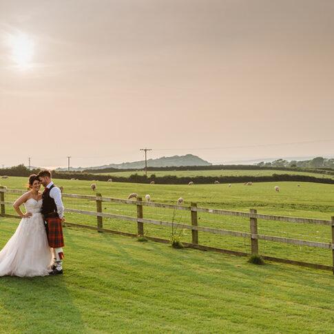 Ocean View Windmill Wedding Photography
