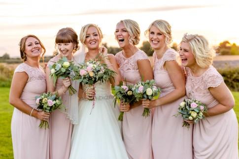 Wedding photography Peterstone Lakes