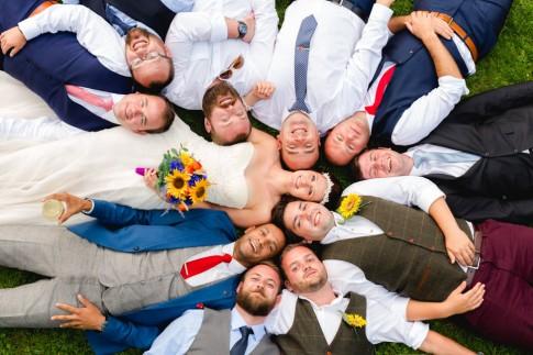 wedding photographer bridgend