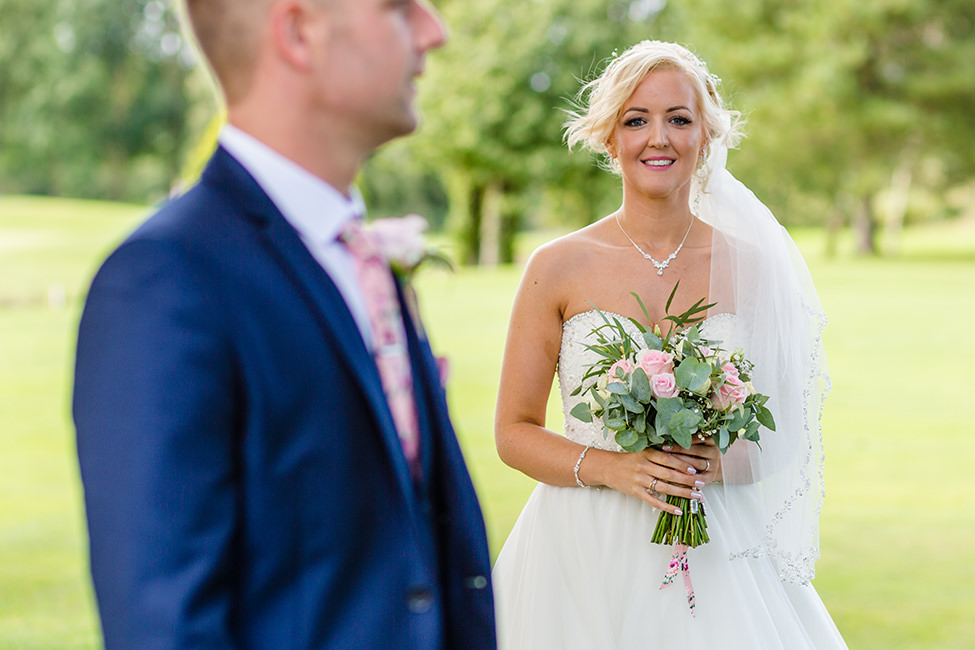 peterstone lakes golf club wedding photography