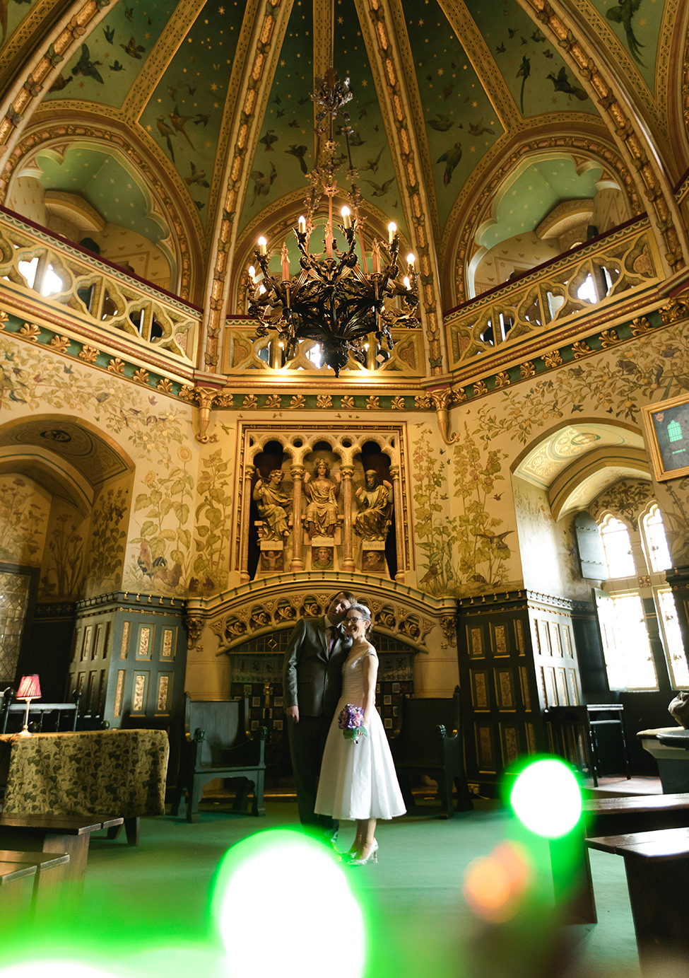 Castell Coch Wedding Photography