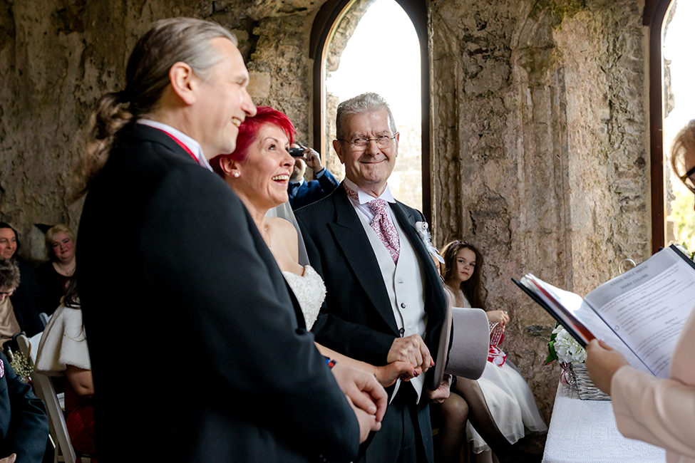 Manorbier Castle Weddings
