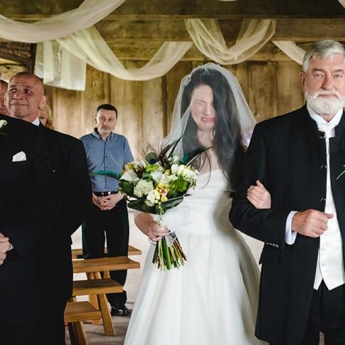 Wedding photography Tretower Court