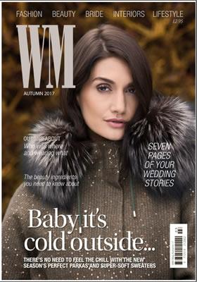 Art by Design featured in Autumn WM Magazine