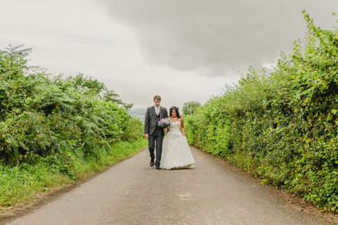 rustic welsh wedding