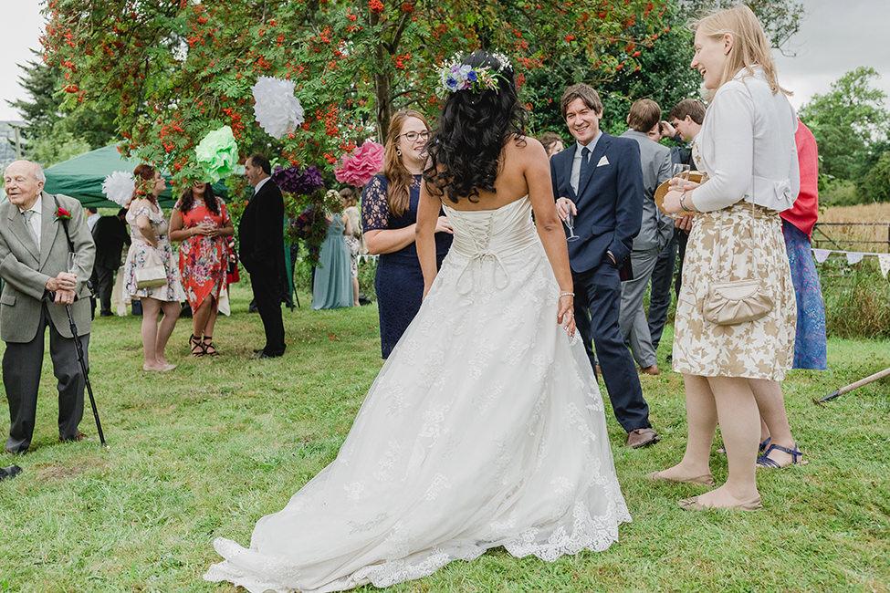 rustic welsh wedding | Vintage wedding photography