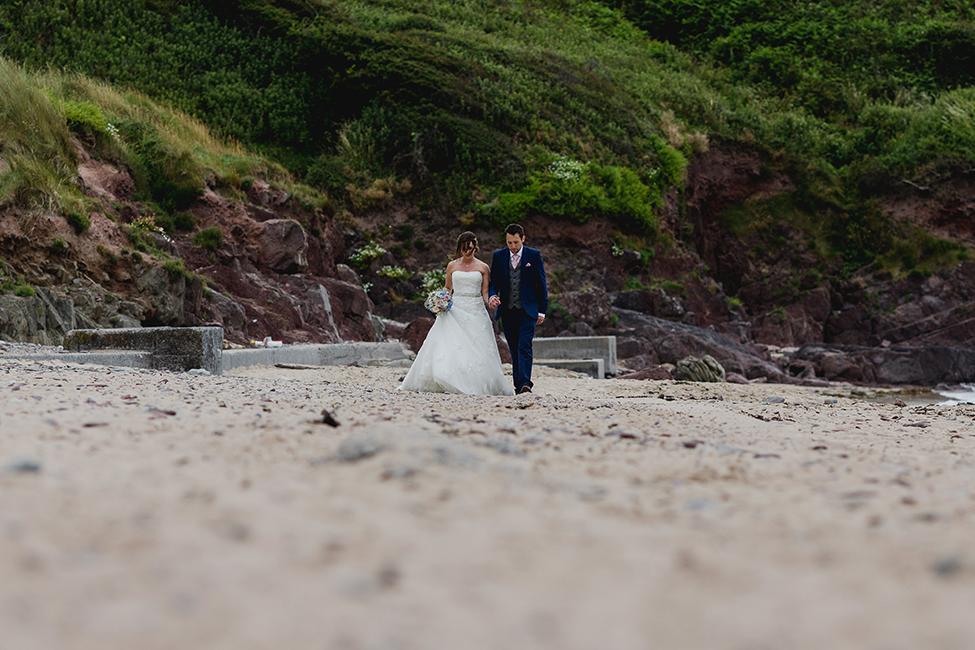manorbier castle wedding photography