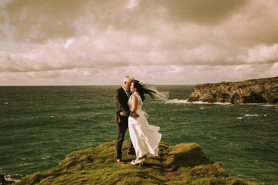Glendorgal Hotel Wedding Photography