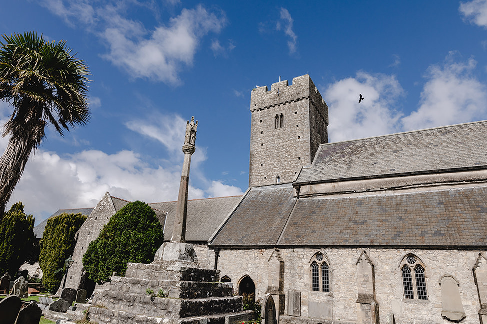 st illtyd's church llantwit major