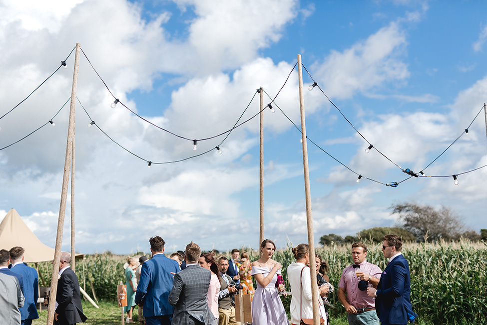 diy wedding south wales