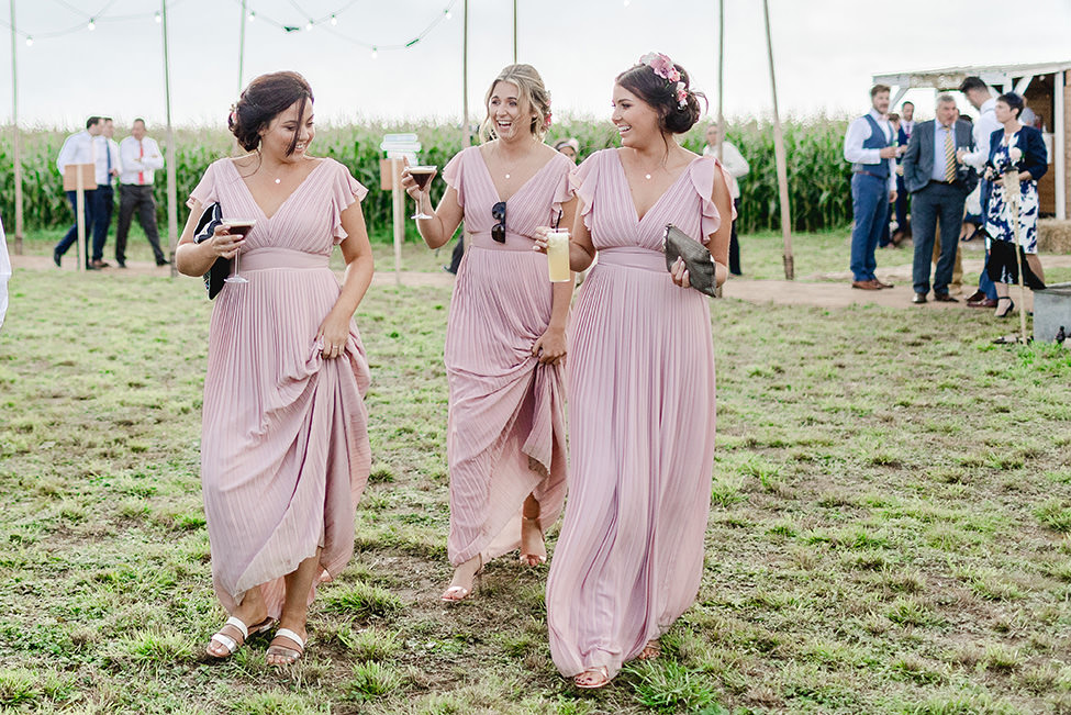 bridesmaids south wales