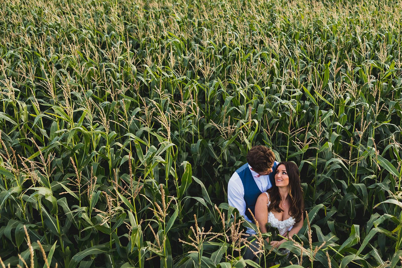 Boho wedding photography Cardiff South Wales - Boho wedding Llantwit Major