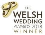 Photographer of the year- welsh wedding awards 2018