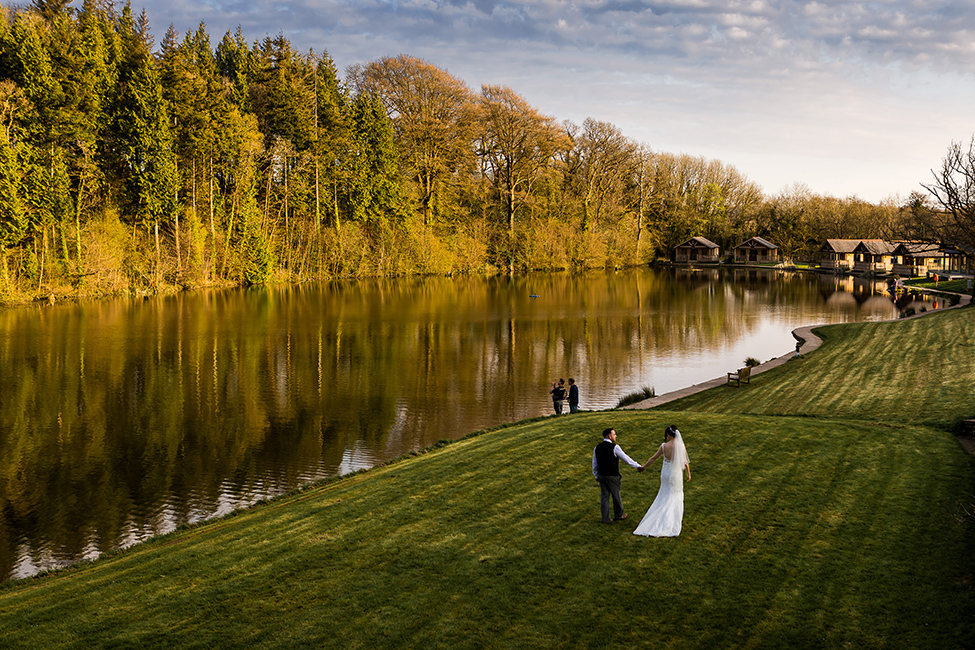 canada lodge wedding - Art by Design Photography