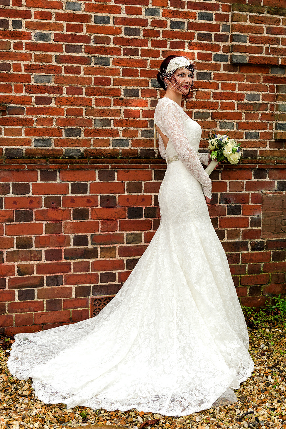 Vintage Wedding Dress South Wales