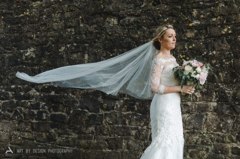 Wedding dress inspiration South Wales - Art by Design Photography