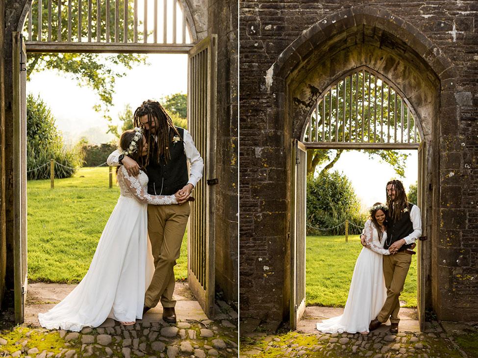 Boho Farm Wedding Wales - Art by Design Photography