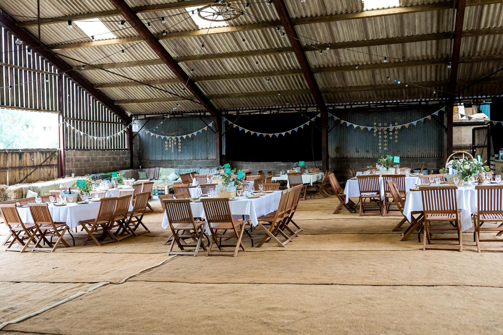 Boho Farm Wedding Wales - Art by Design