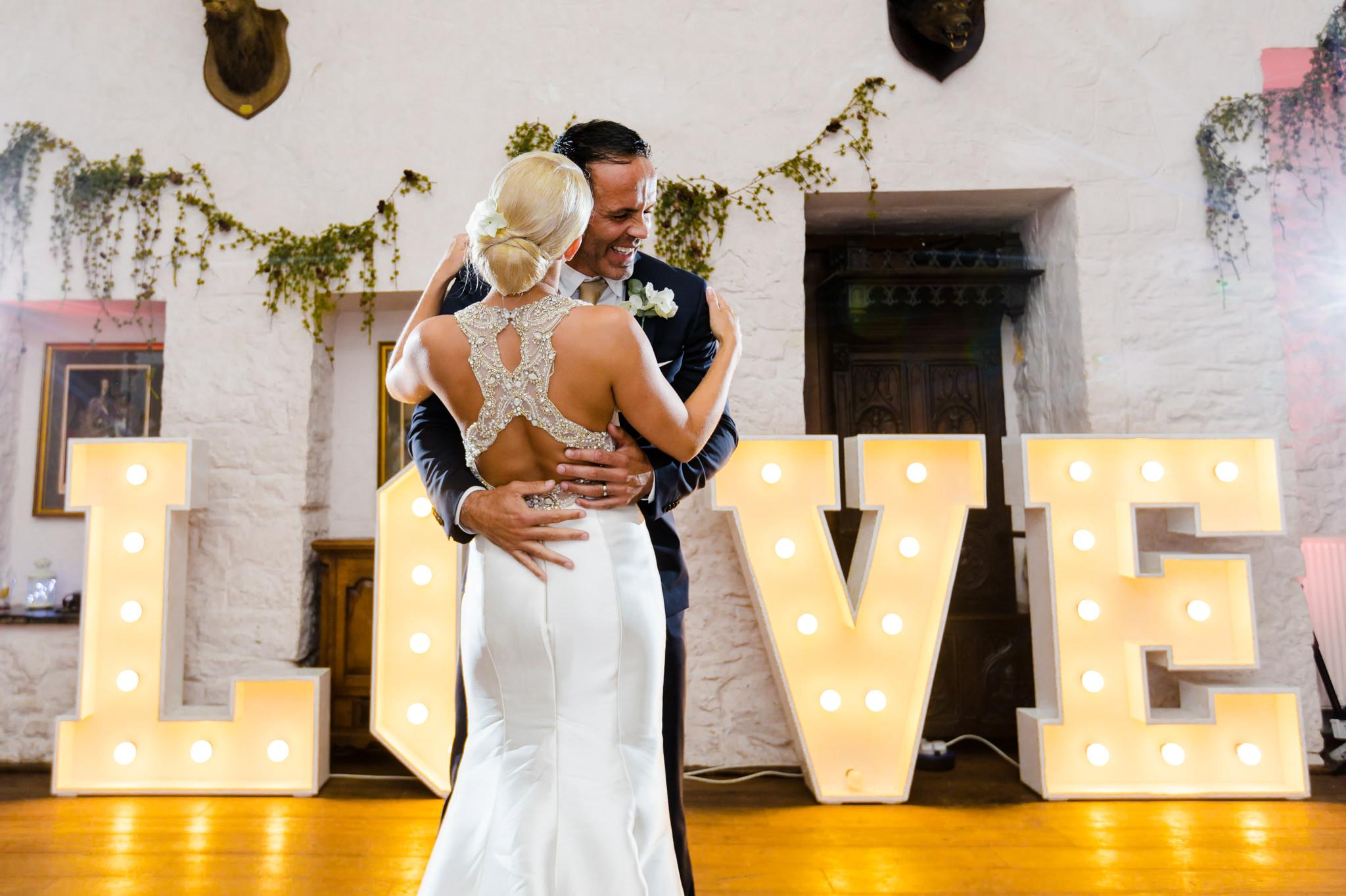 Wedding photography Cardiff - Miskin Manor