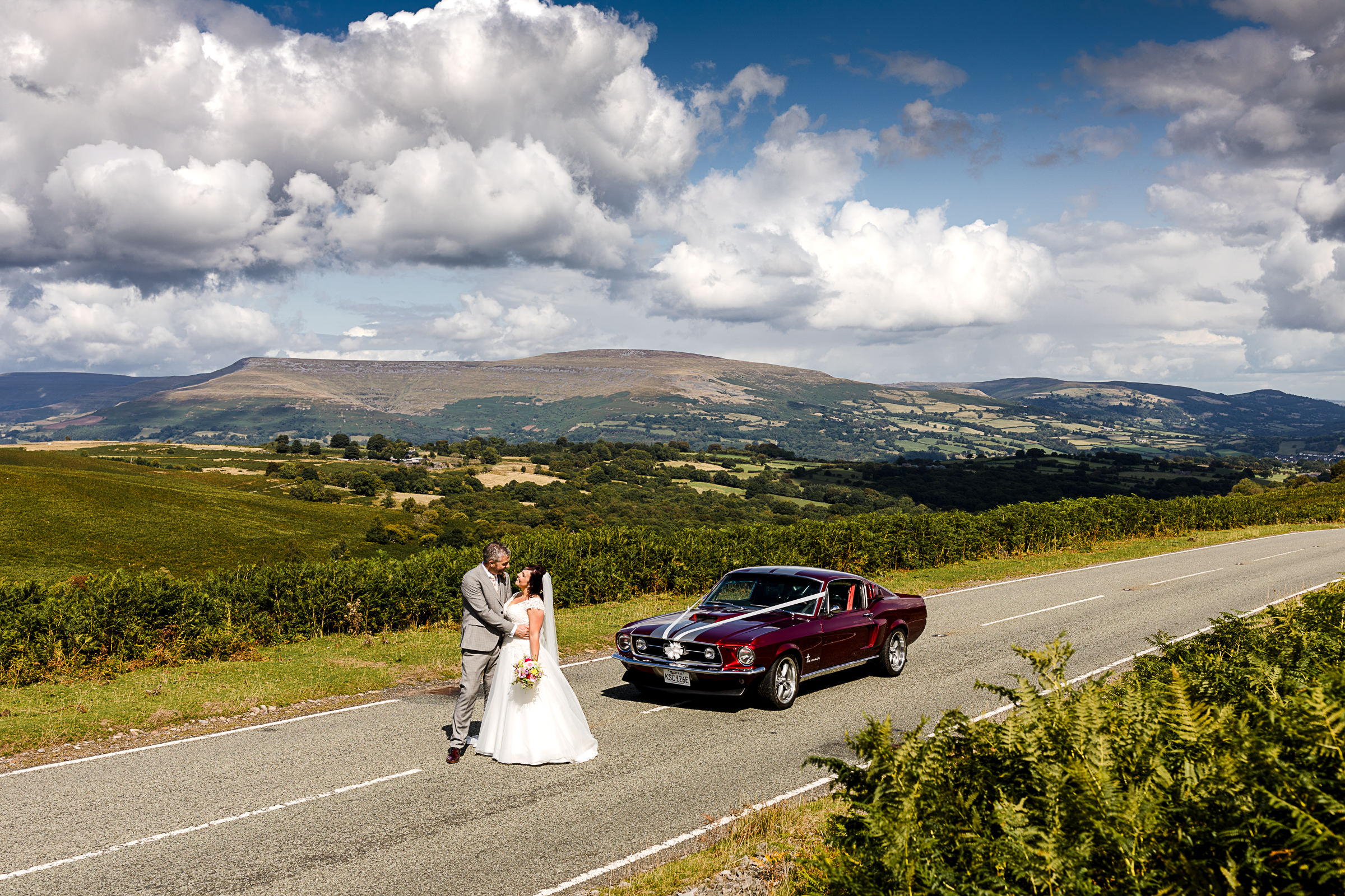 Crickhowell Wedding Photography