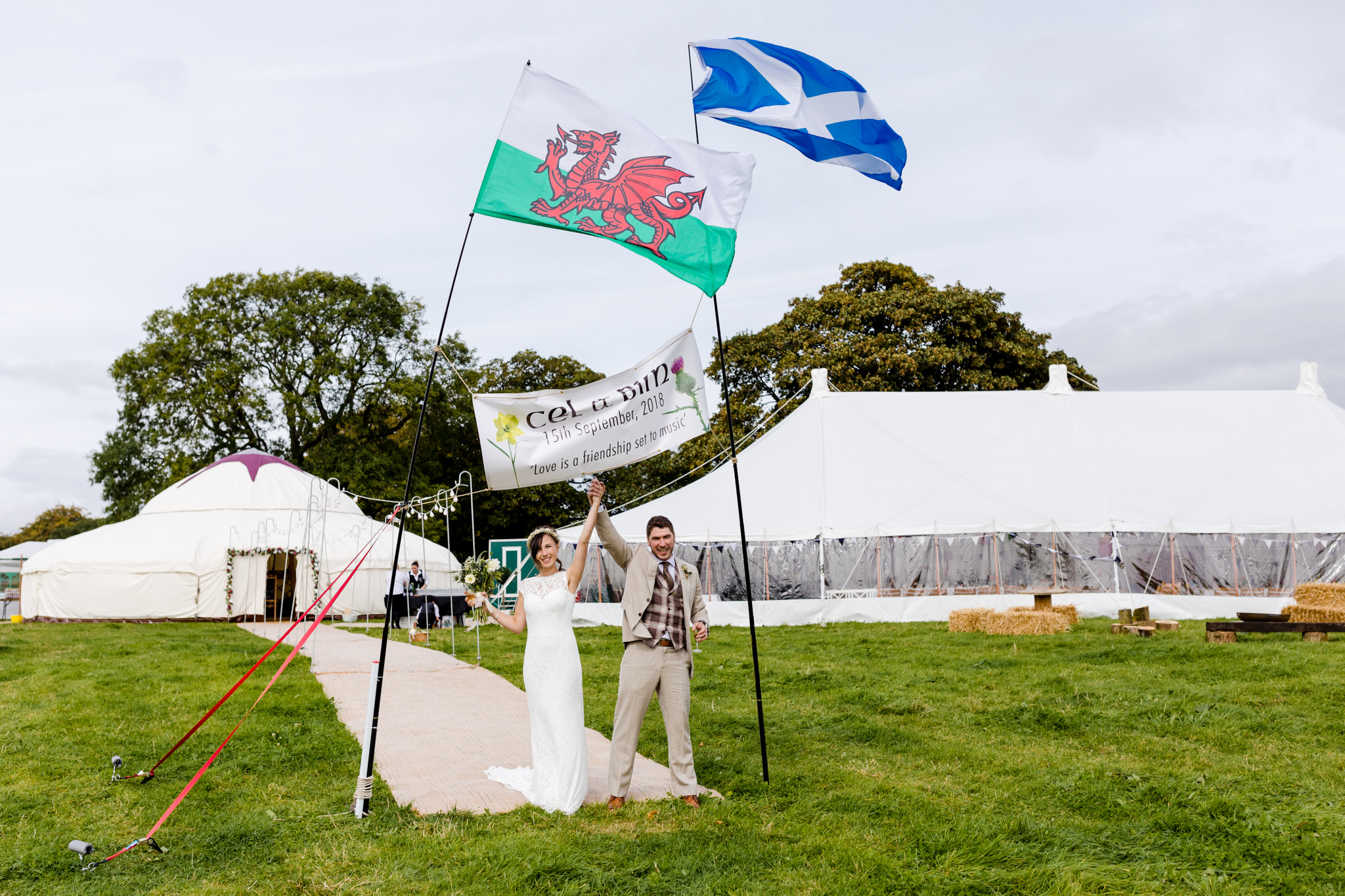 wedding festival wales
