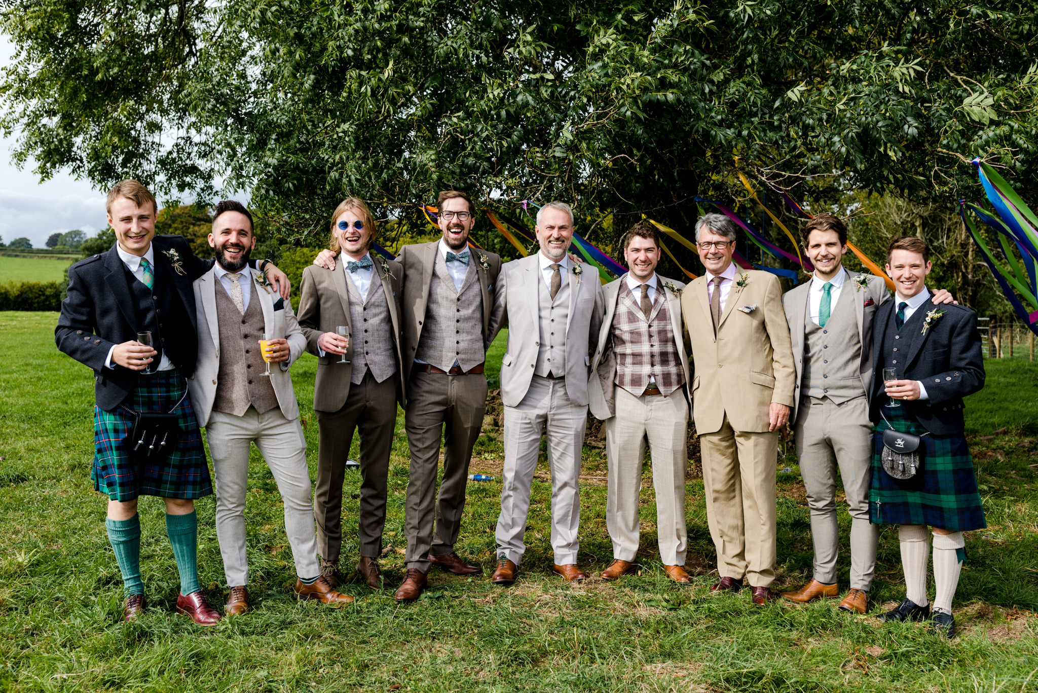 Mens country wedding suits
