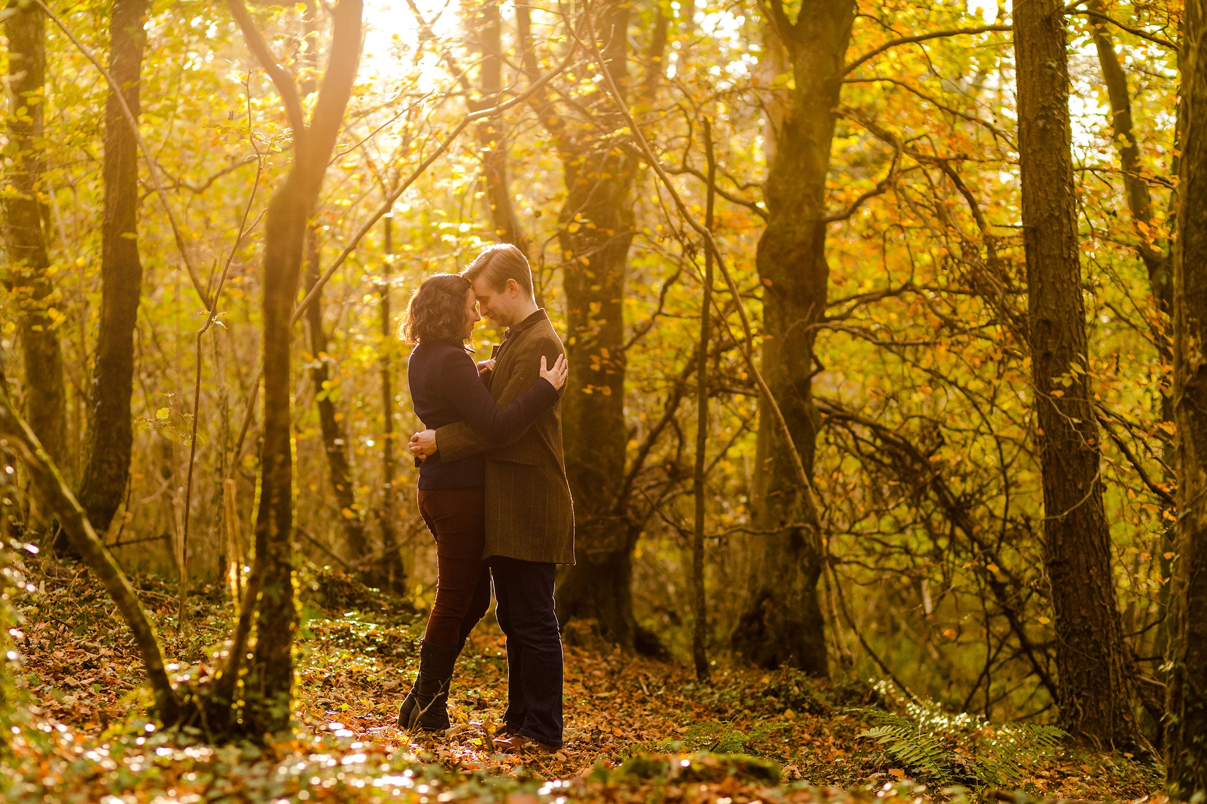 Engagement Couple Photography Cardiff