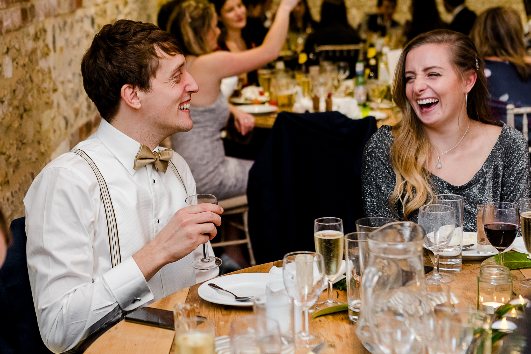 The Gathering Barn Wedding - Art by Design Photography - Speeches