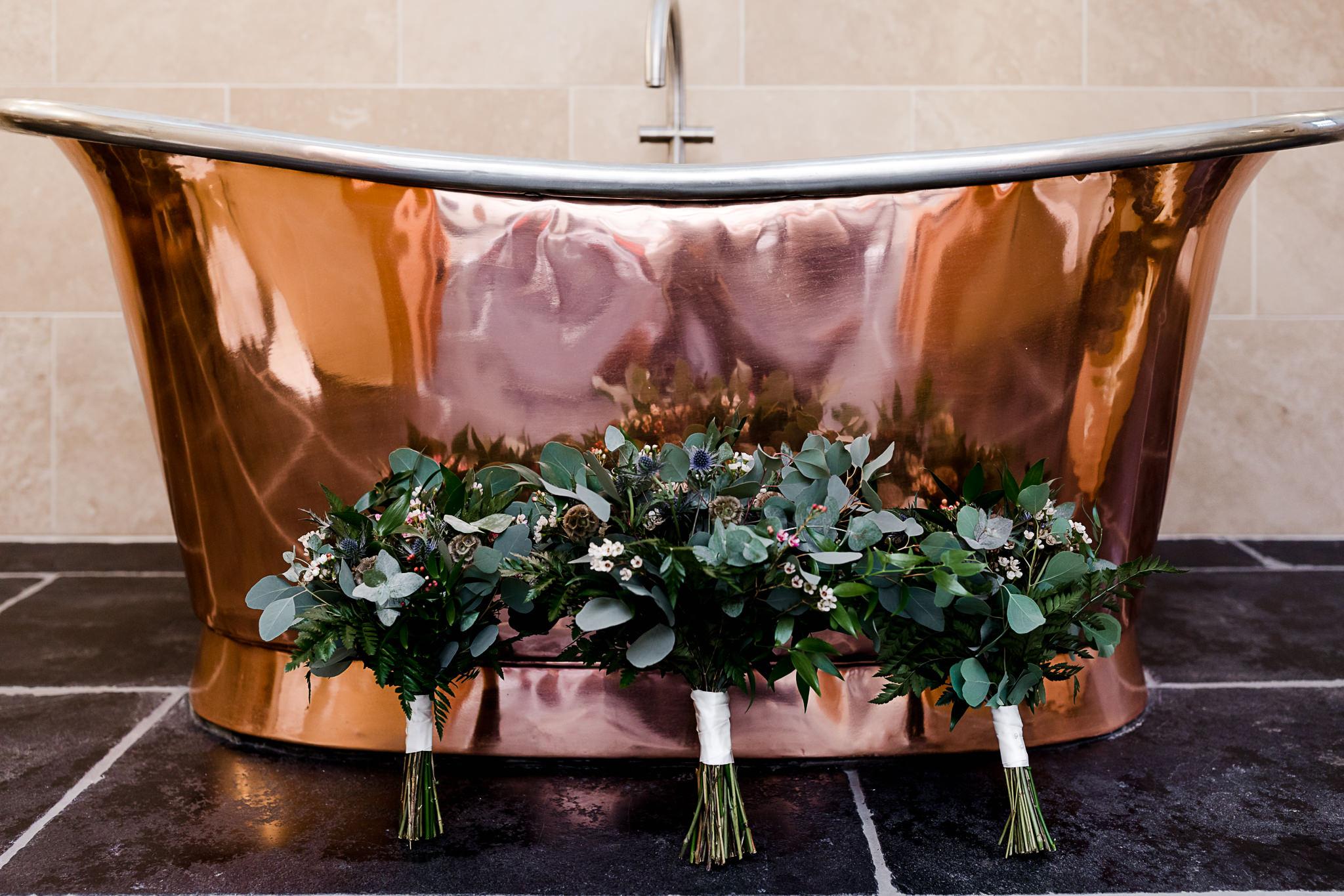 The Gathering Barn Wedding - Art by Design Photography - Wedding flowers
