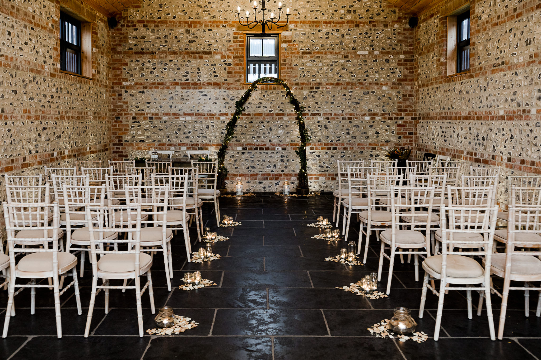 The Gathering Barn Wedding - Art by Design Photography 7