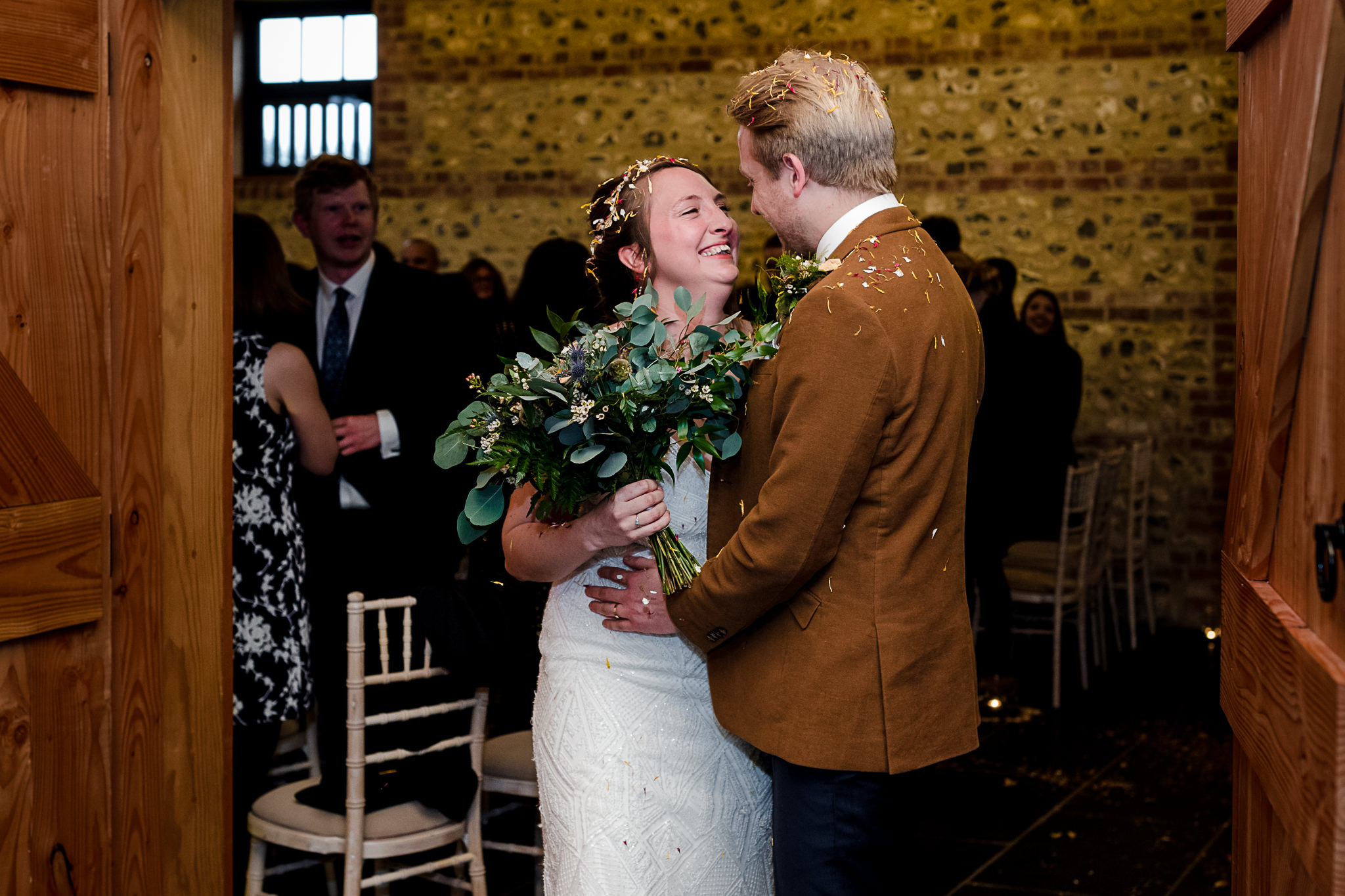 The Gathering Barn Wedding - Art by Design Photography
