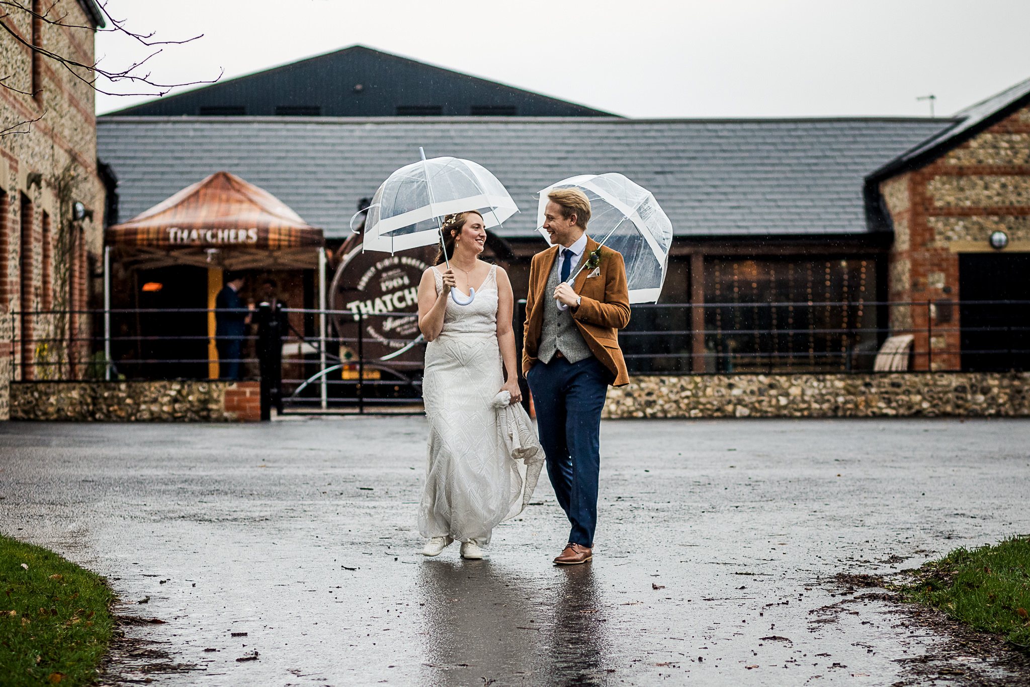 The Gathering Barn Wedding - Art by Design Photography - Couple