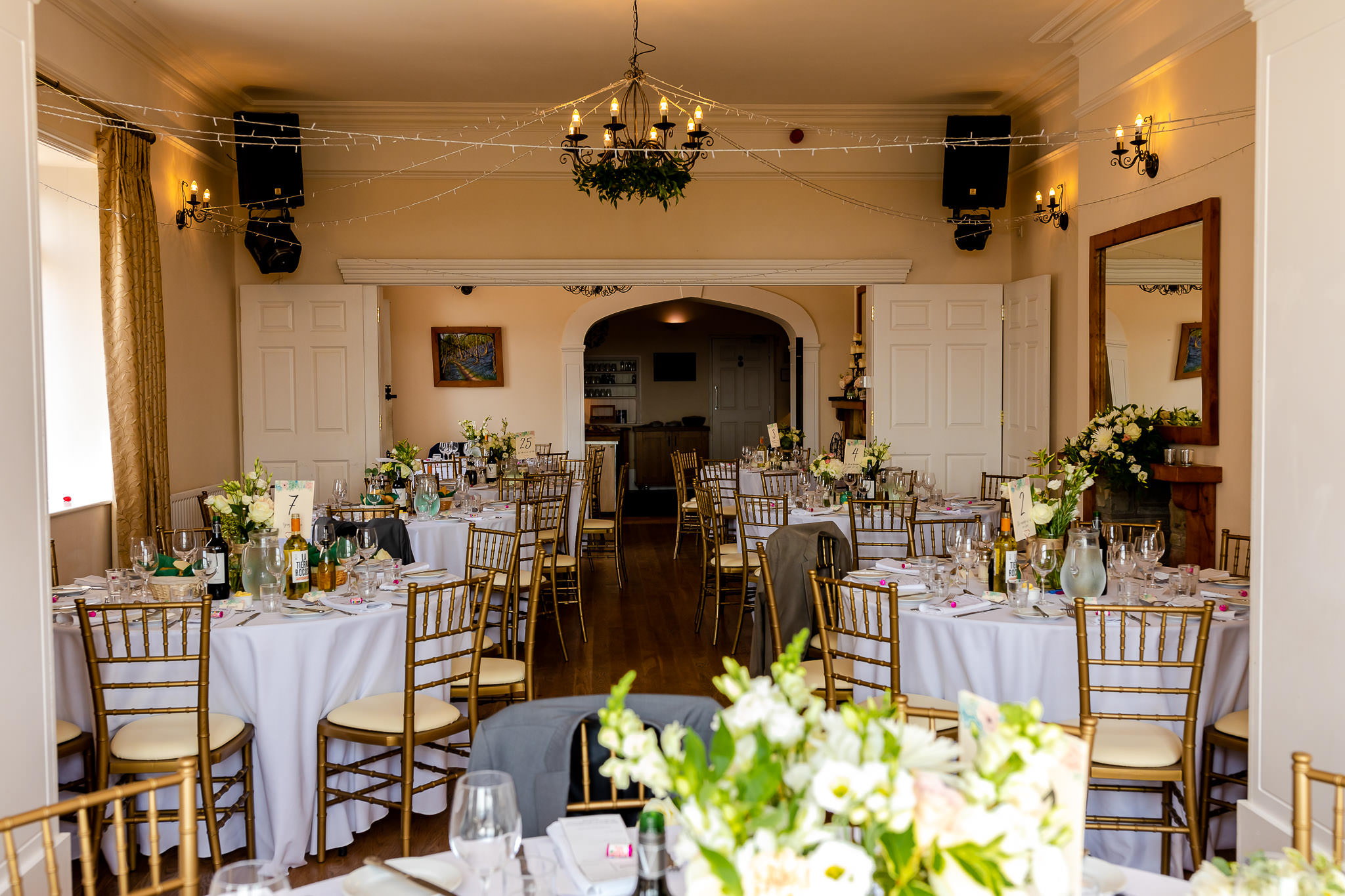 Art by Design - Caer Llan Wedding Venue Photography