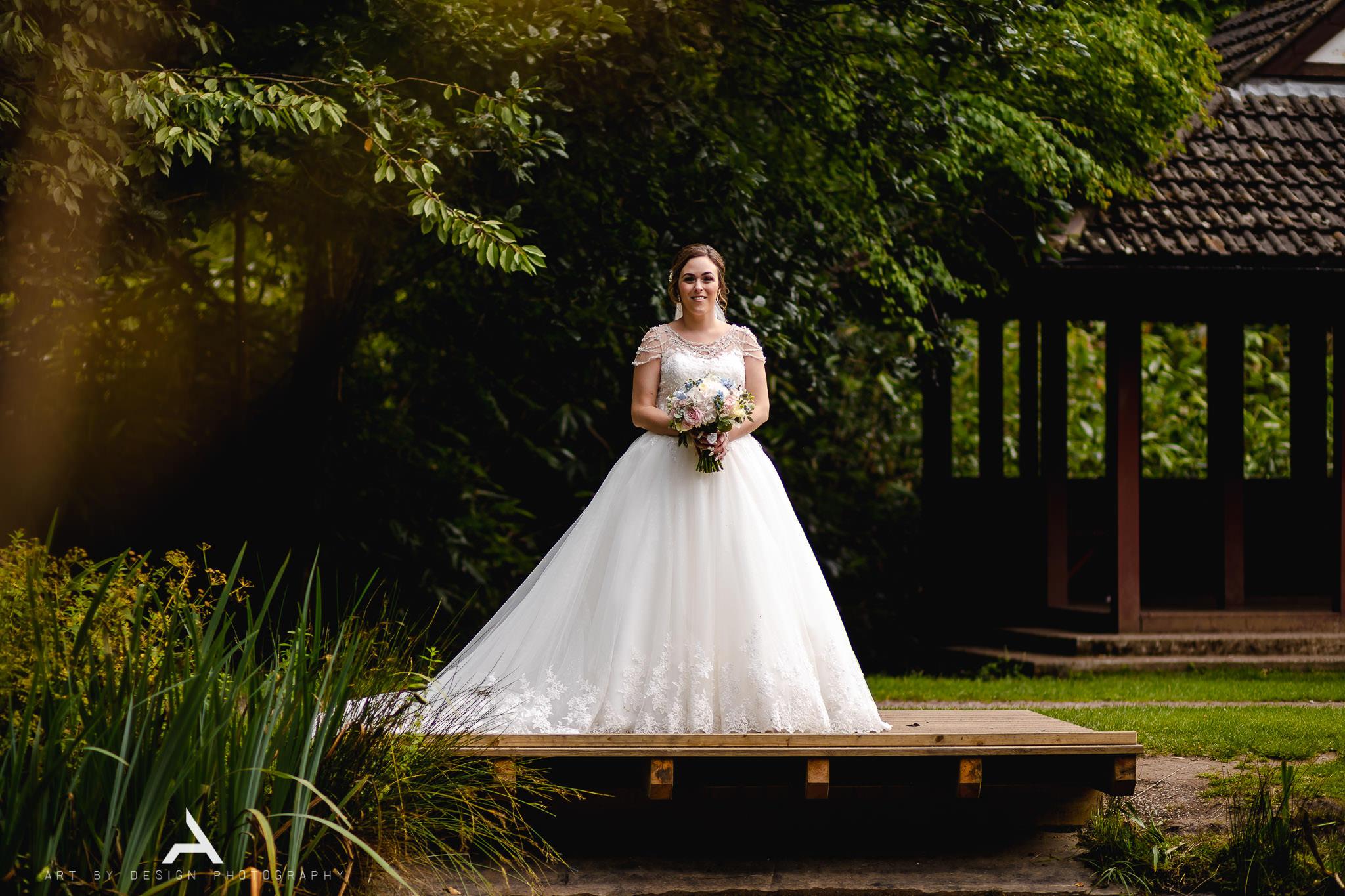 Bryngarw House Wedding - Bride
