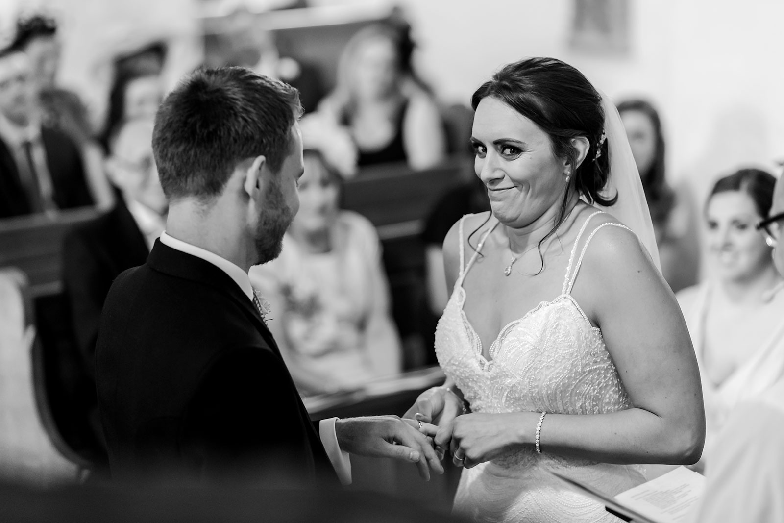 Getting married at St illtud's Church