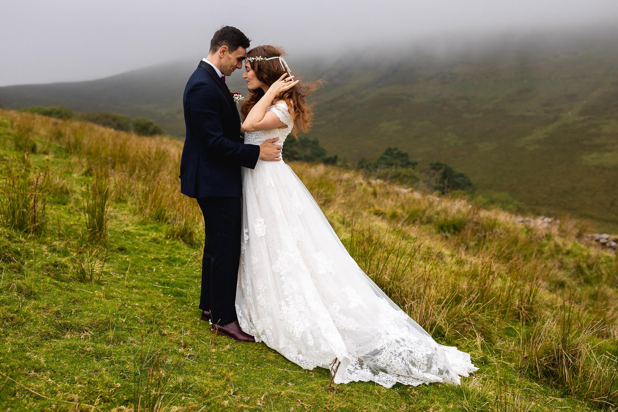 Craig y nos castle wedding - Brecon Wedding Photographer South Wales