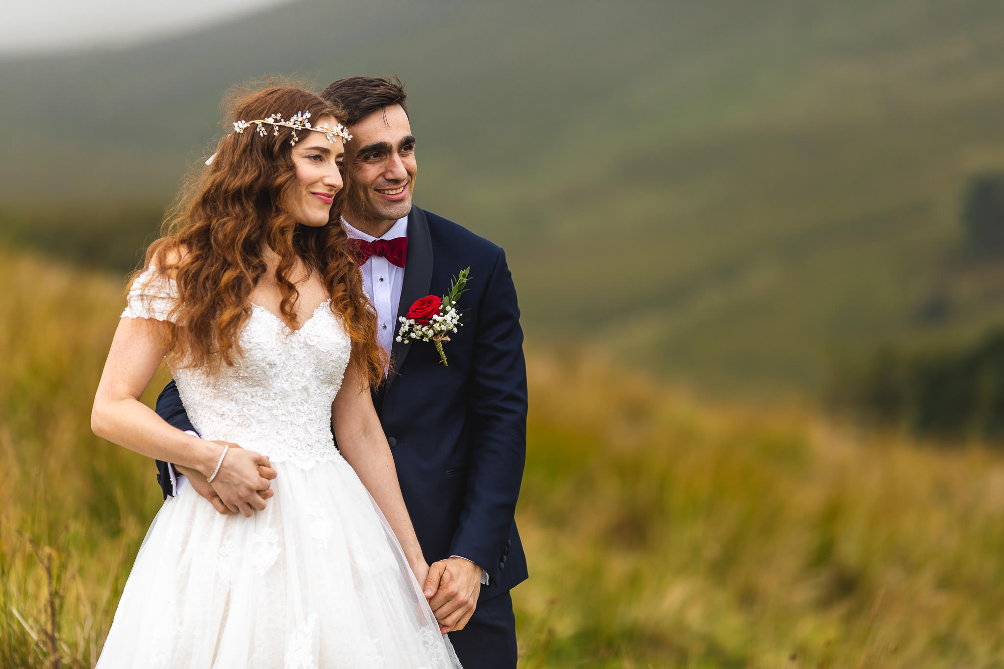 Brecon Wedding Photographer South Wales